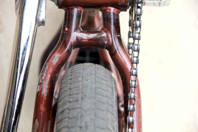 How To Center Rear Wheel When Tightening