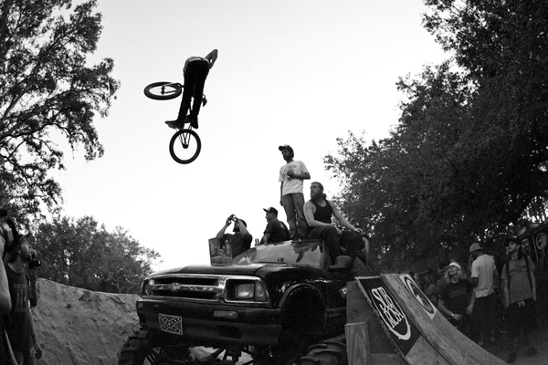 Banned BMX Jam photos