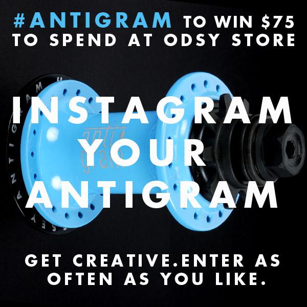 Odyssey Antigram Hub