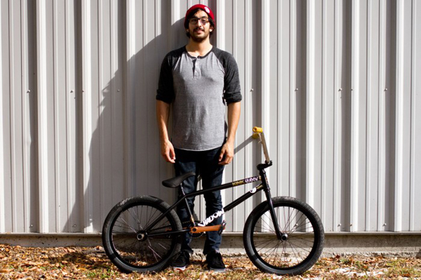 Albert Mercado BMX Bike