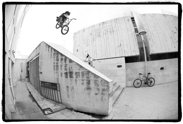 Alex Kennedy BMX - Ricky Adam