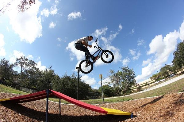 Matt Coplon BMX