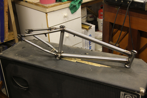 Native Bikes Street Frame BMX