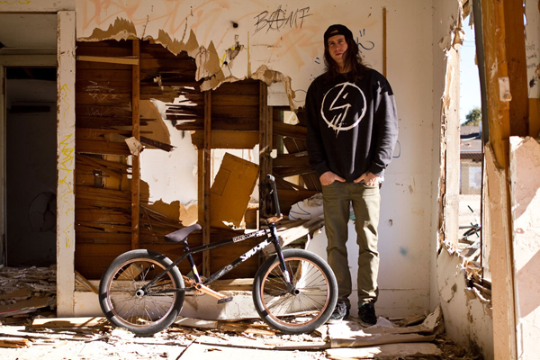 Seth Kimbrough BMX Bike