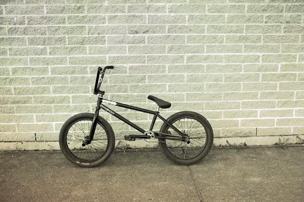 Owen Dawson BMX bike check