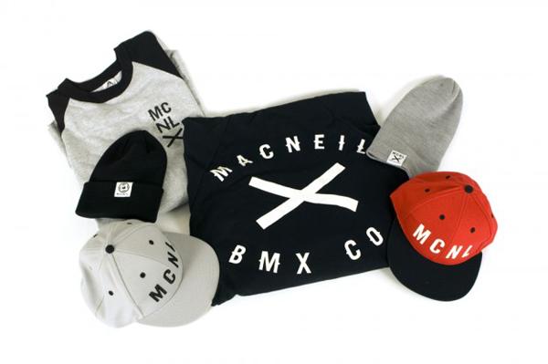 Macneil BMX clothes