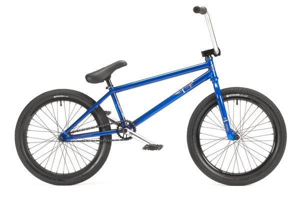 Wethepeople Trust complete BMX bike