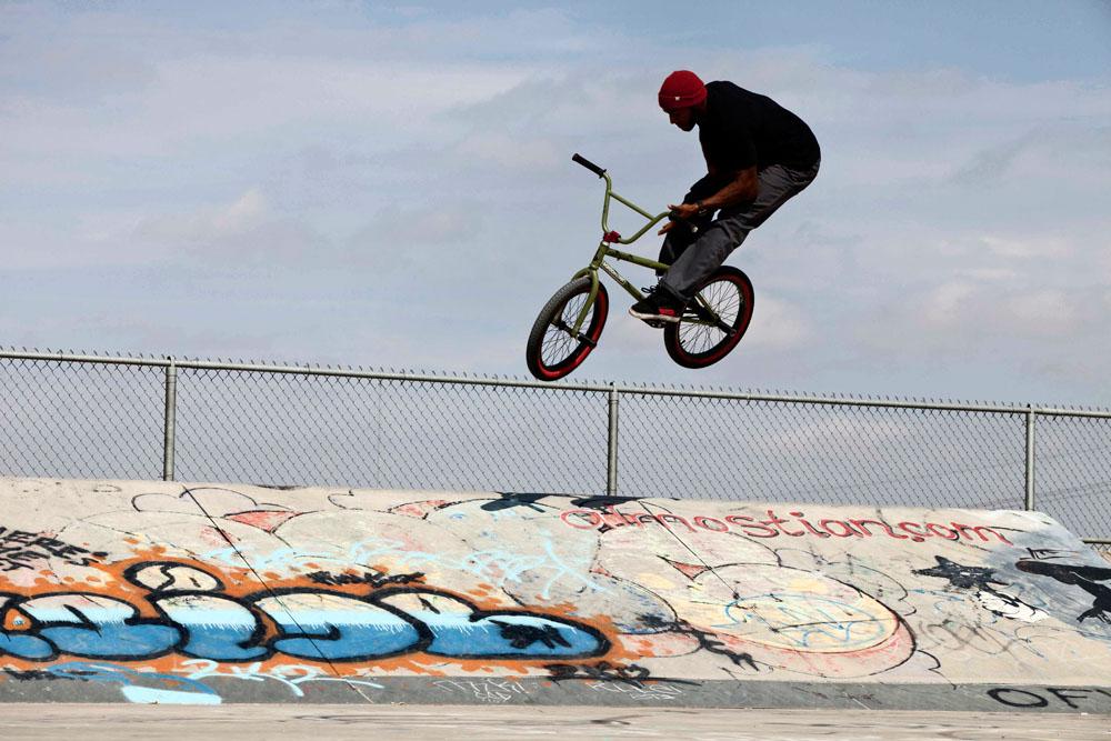 12-Gabe Brooks Barspin