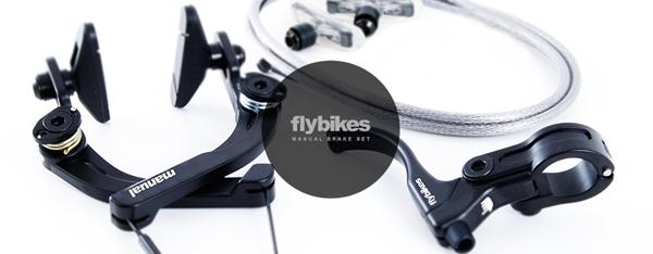 Fly Bikes BMX Brakes