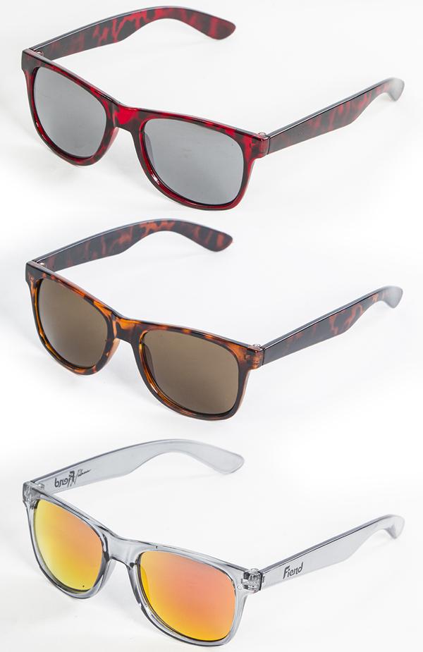 Fiend BMX sunglasses