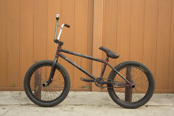 Jeff Klugiewicz Bike Check BMX