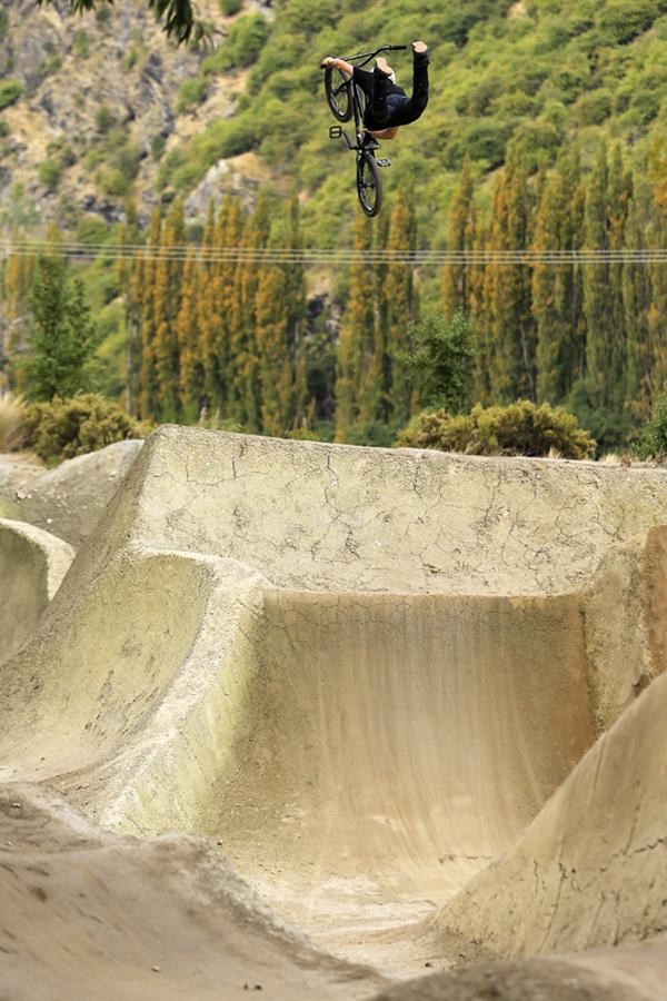 BMX trails