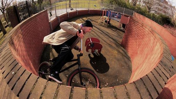 Dan Boiski BMX
