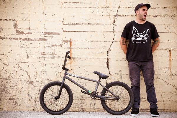 Drew York BMX bike check