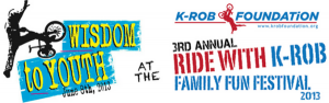 Ride with K-Rob Family Fun Festival Presents Wisdom to Youth BMX Contest