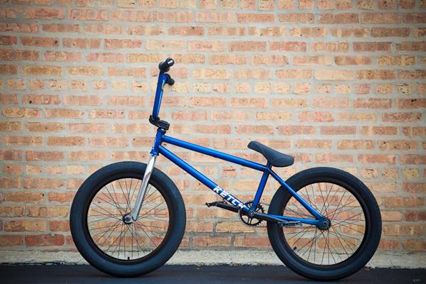 Joe Battaglia BMX bike