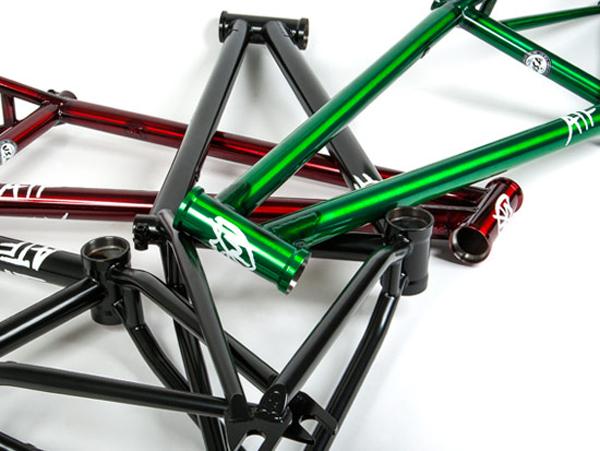 S&M A.T.F BMX frame