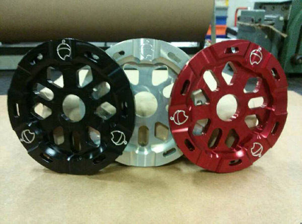 Skworl Acorn full guard BMX sprocket
