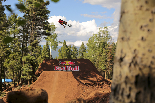"Red Bull Dreamline Mike ""Hucker"" Clark BMX"