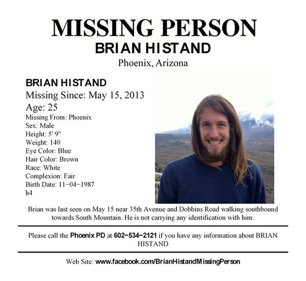 Brian_Histand_Missing