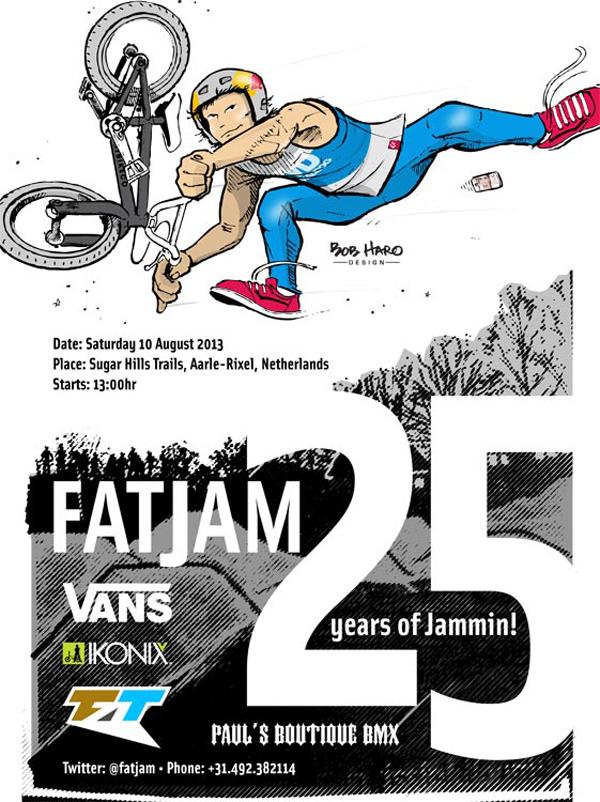 FATJAM13posterweb