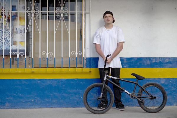 Sam Lowe BMX