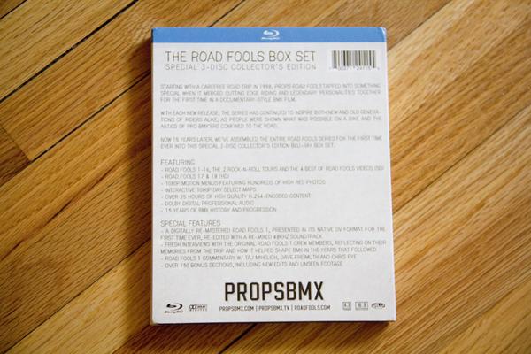 Road Fools BMX