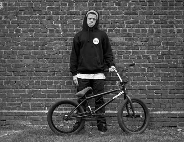 Sean Ricany BMX bike check