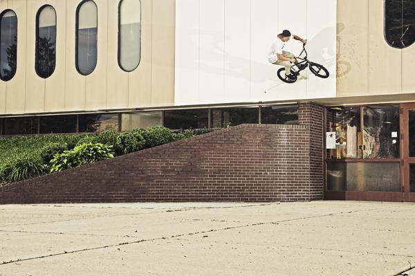 Zack Gerber BMX