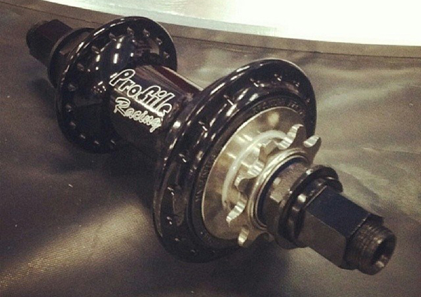Profile Racing Elite BMX hub