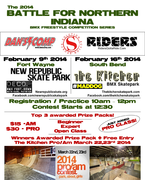 2014 Battle for Northern Indiana 2.0