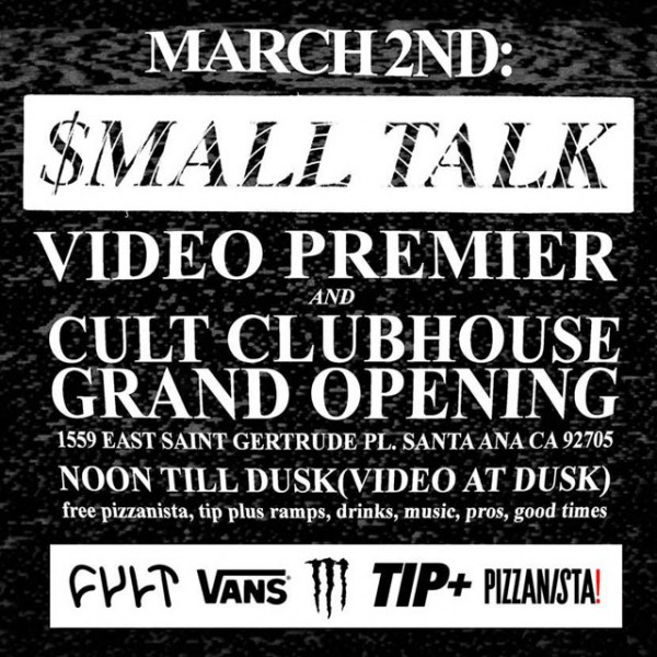 Cult-Small_Talk