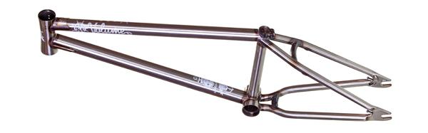 Volume Bikes Broc Raiford Vessel BMX frame