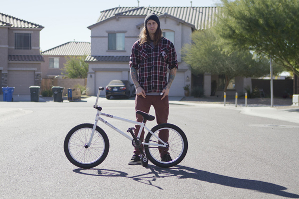 Seth Kimbrough BMX Bike