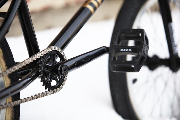 Karl Poynter BMX