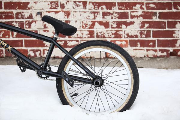 Karl Poynter BMX Bike check