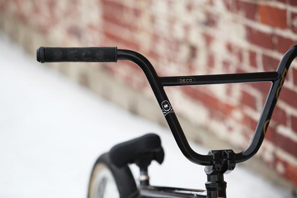 Karl Poynter BMX bike