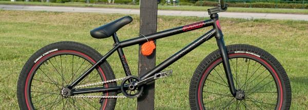 Ryan Sher BMX bike Check Subrosa
