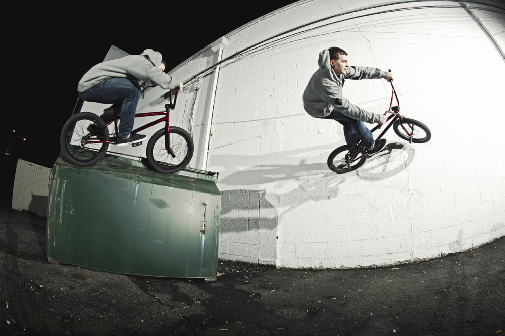 Anthony DeRosa BMX