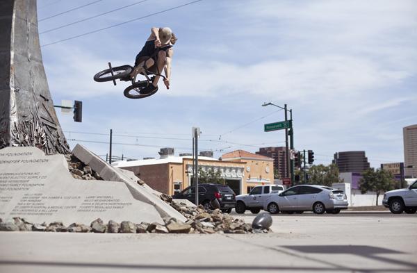 Nick Seabasty BMX