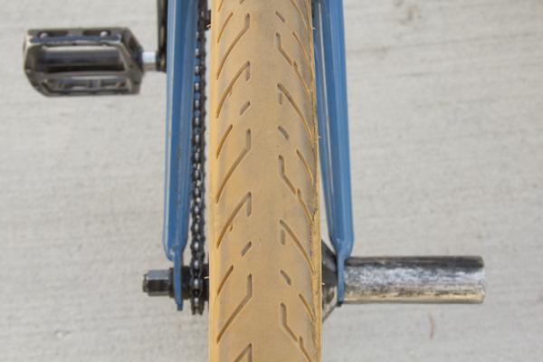 Fit BMX tire
