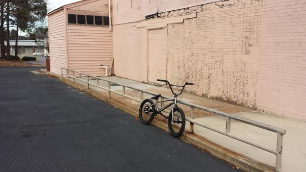 BMX Street Spots