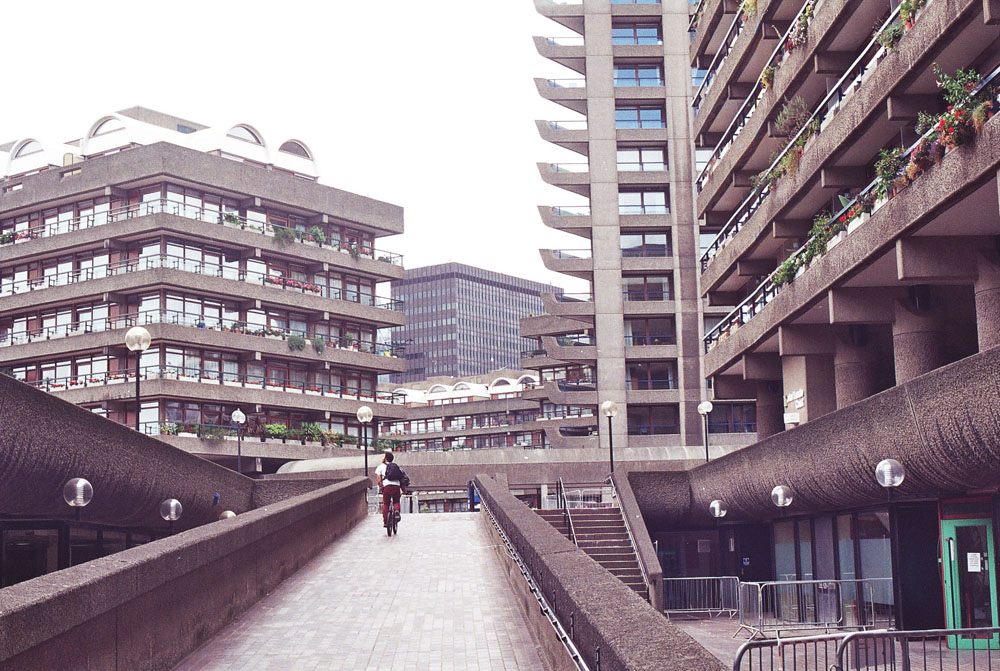 5 - Andre Fowkes Barbican London