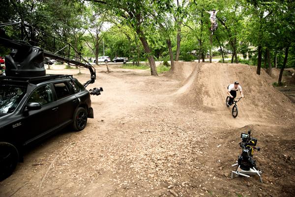 Ryan Nyquist BMX