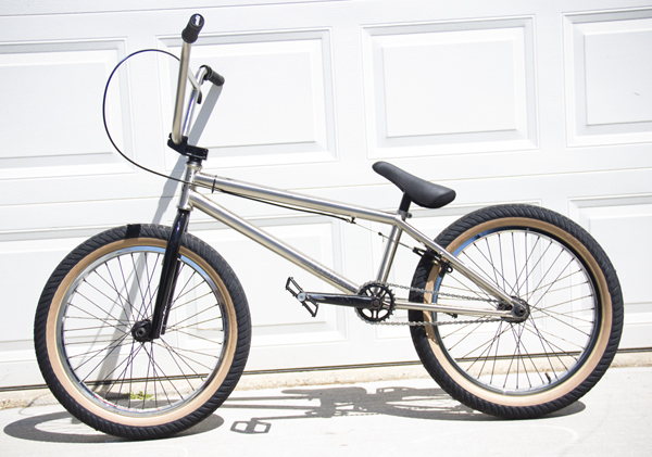 Kurt Hohberger Bike Check