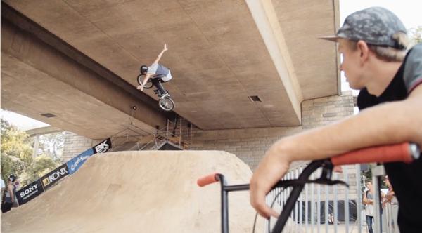 Dawid Godziek – BMX Cologne
