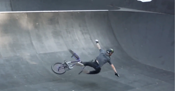 BMX Cologne – Crashes