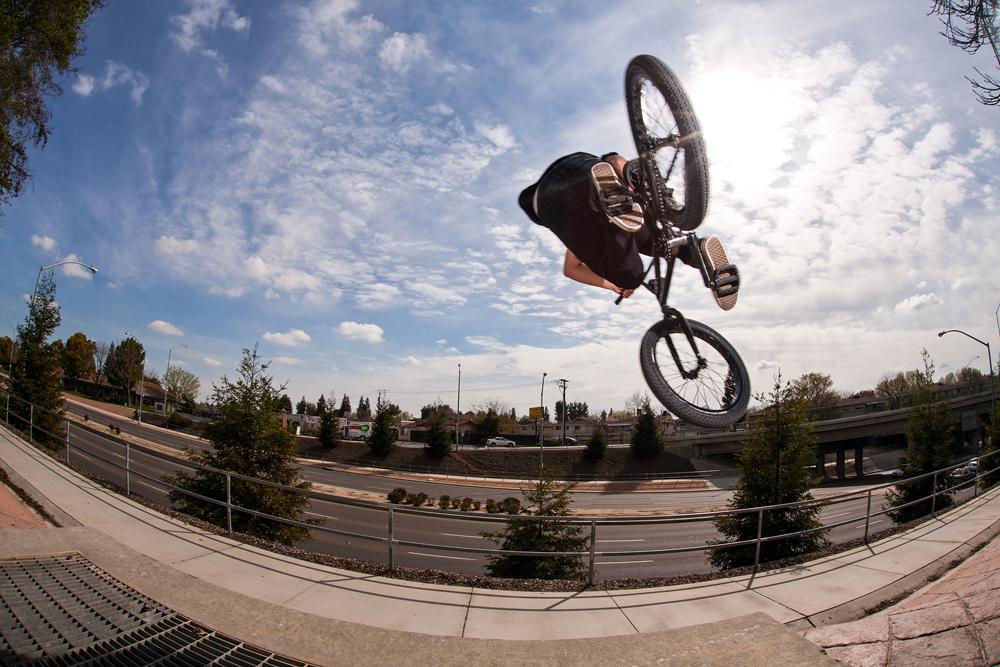 Chad Osburn BMX
