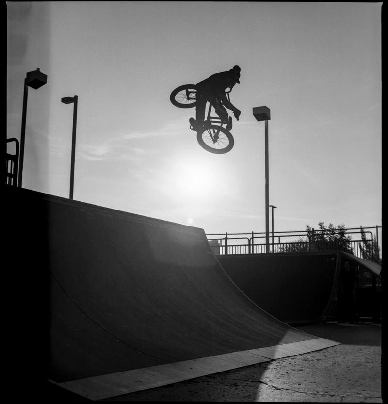 Michael Garcia BMX