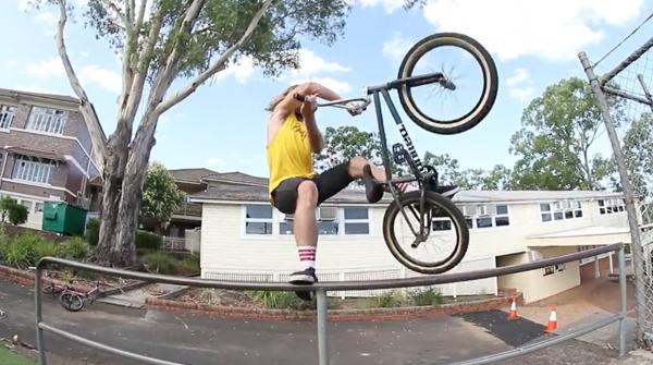 Jack Birtles BMX video